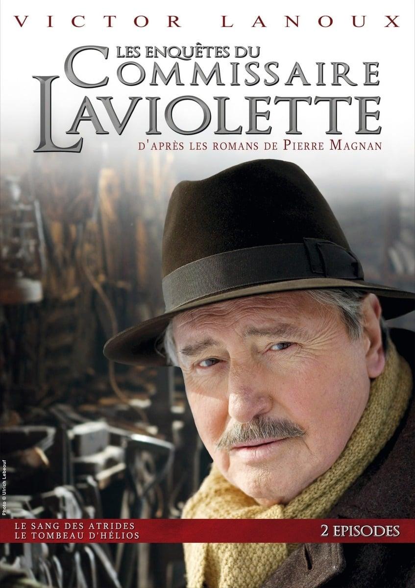 Lanoux Les Enquêtes du commissaire Laviolette Poster
