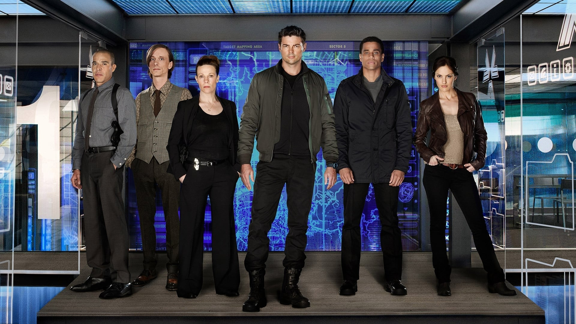 FOX cancels 'Almost Human'