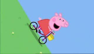 Peppa Pig Season 1 :Episode 12  Bicycles