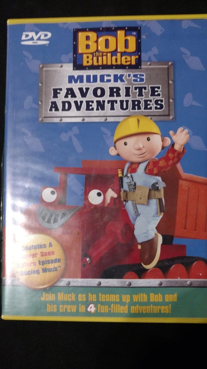 Bob the Builder: Muck's Favorite Adventures