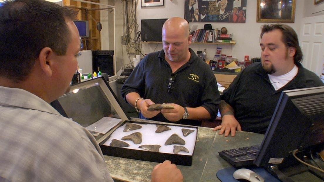 Pawn Stars Season 1 :Episode 16  Sharks and Cobras