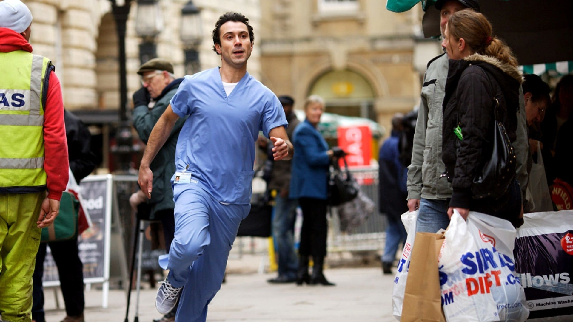 Casualty Season 24 :Episode 41  Die and Let Live