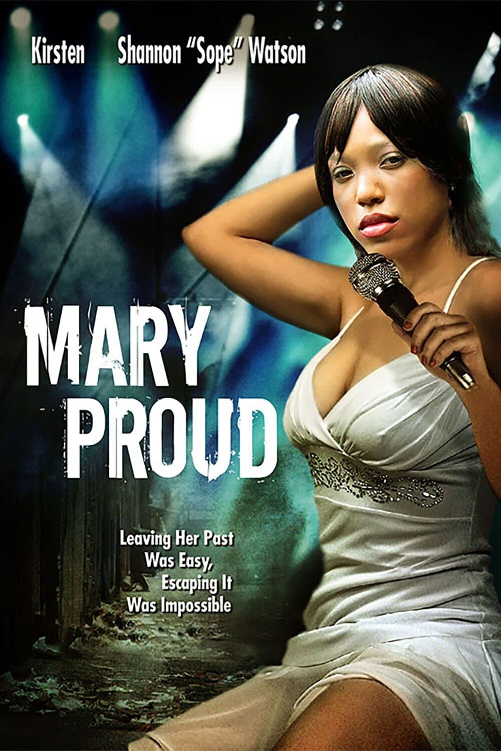 Mary Proud on FREECABLE TV