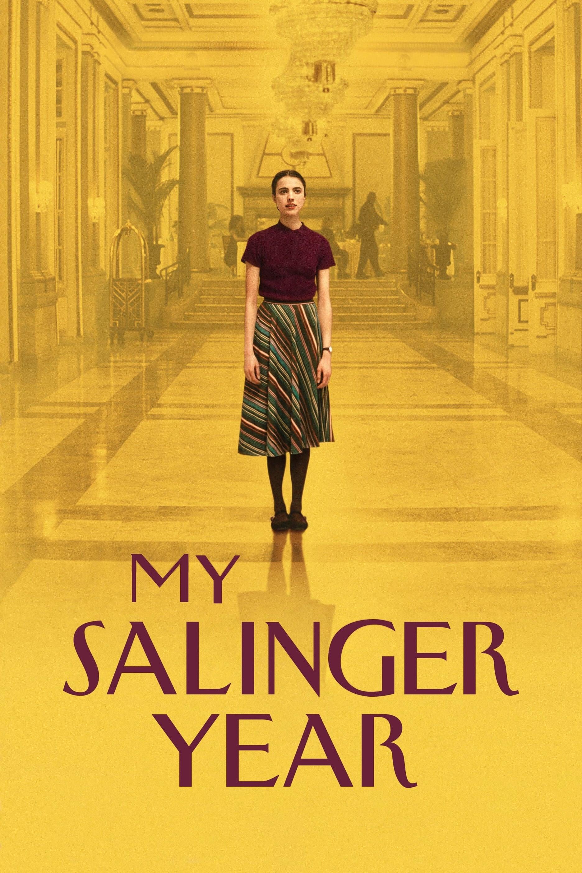 My Salinger Year Legendado