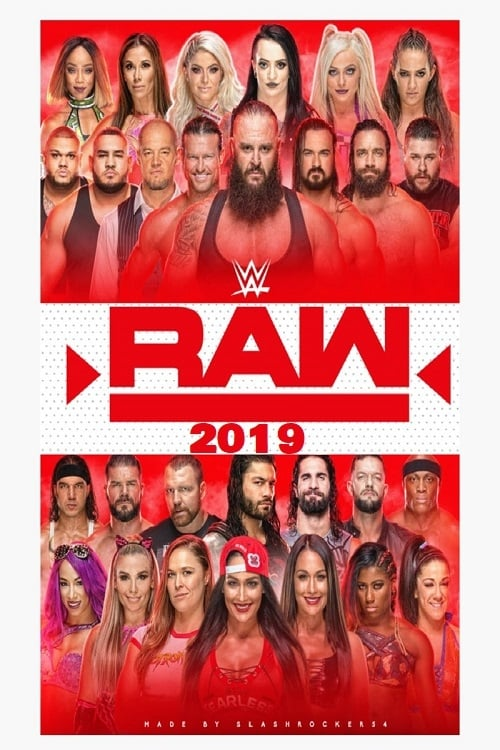 WWE Raw Season 27