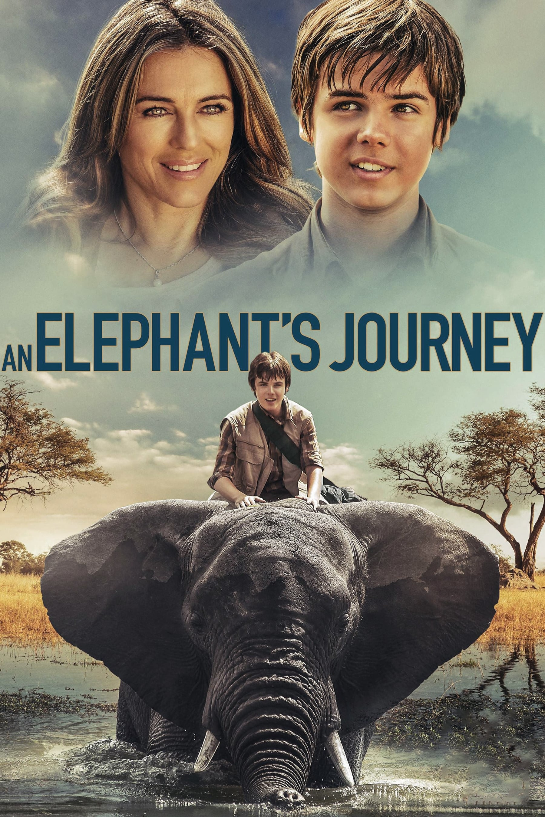 Xem Phim Hành trình của một chú voi - Phoenix Wilder and the Great Elephant Adventure Full Vietsub | Thuyết Minh HD Online