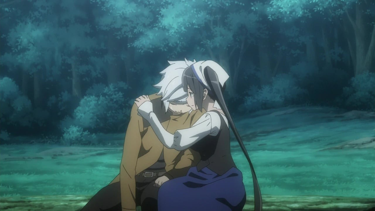 Is It Wrong to Try to Pick Up Girls in a Dungeon? Season 2 :Episode 12  Song of Love: Goddess and Child