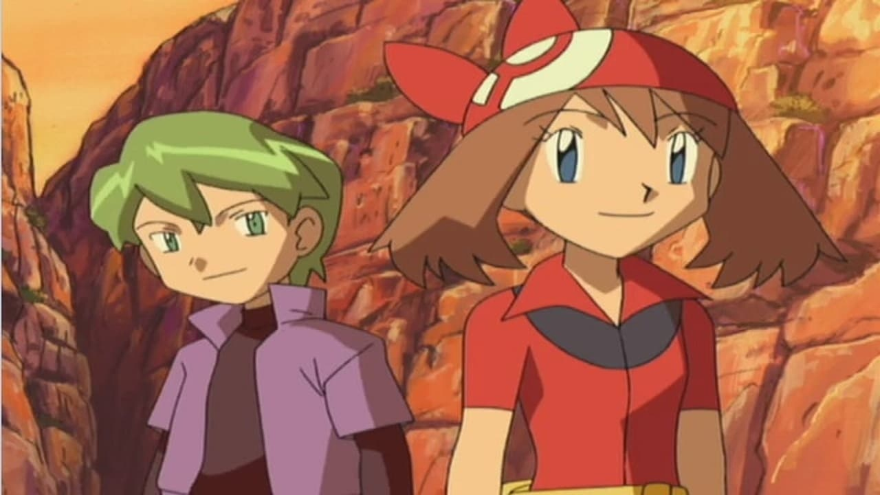 Pokémon - Season 9 Episode 40 : The Unbeatable Lightness of Seeing!