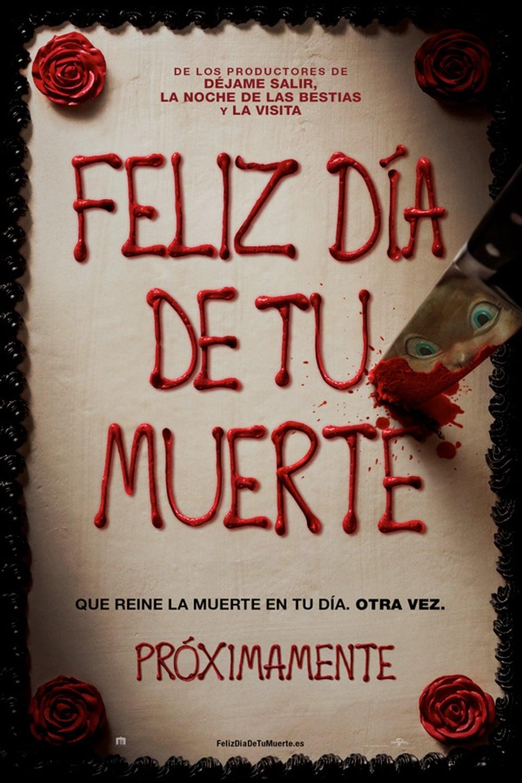 Feliz día de tu muerte (Happy Death Day) ()