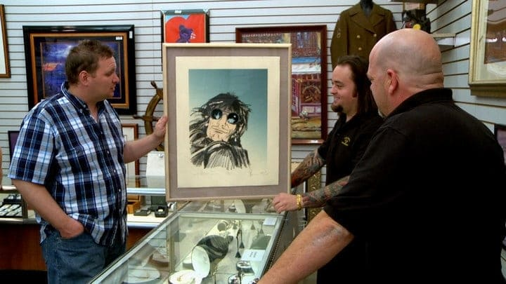 Pawn Stars Season 10 :Episode 17  Rock Stars and Race Cars