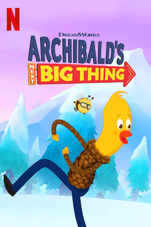 Archibald's Next Big Thing TV Shows About Kids