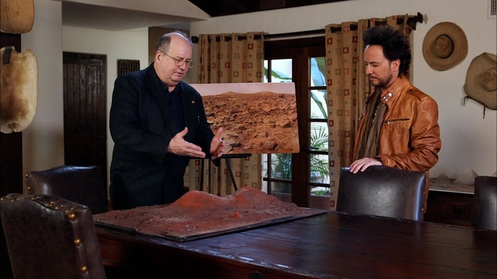 Ancient Aliens Season 7 :Episode 5  Aliens and the Red Planet