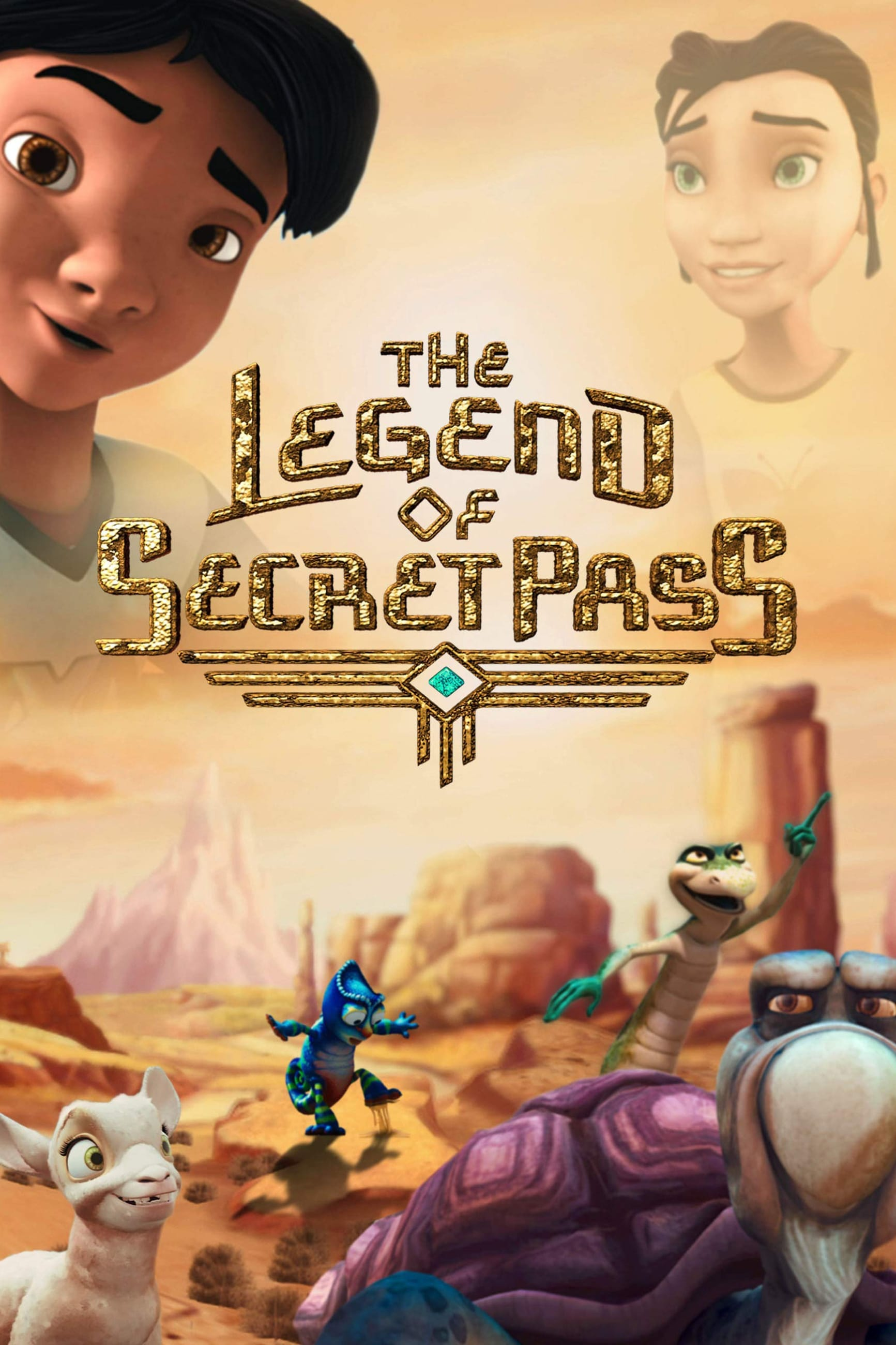 The Legend of Secret Pass on FREECABLE TV