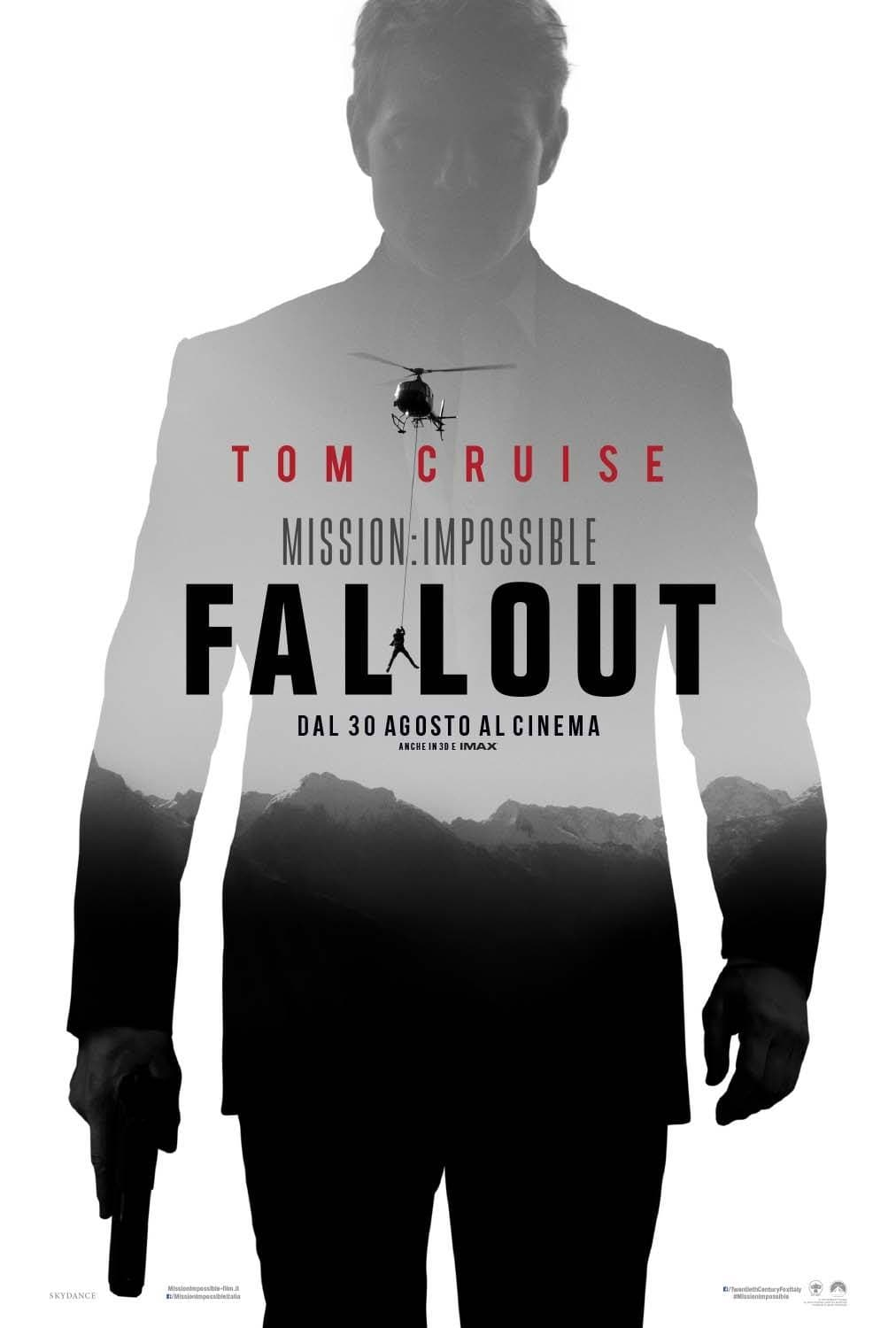 Poster and image movie Film Misiune: Imposibila. Declinul - Mission: Impossible - Fallout - Mission: Impossible - Fallout 2018