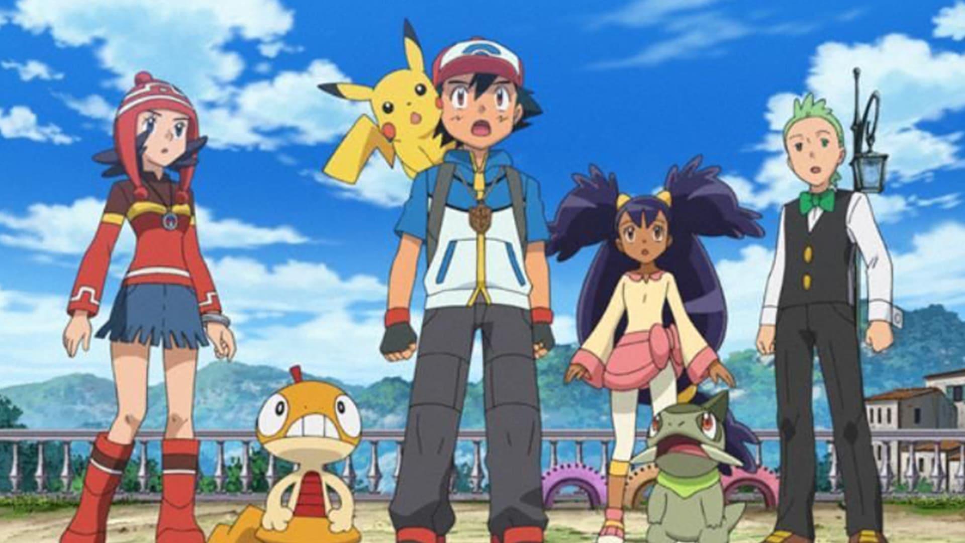 Pokémon the Movie: Black - Victini and Reshiram