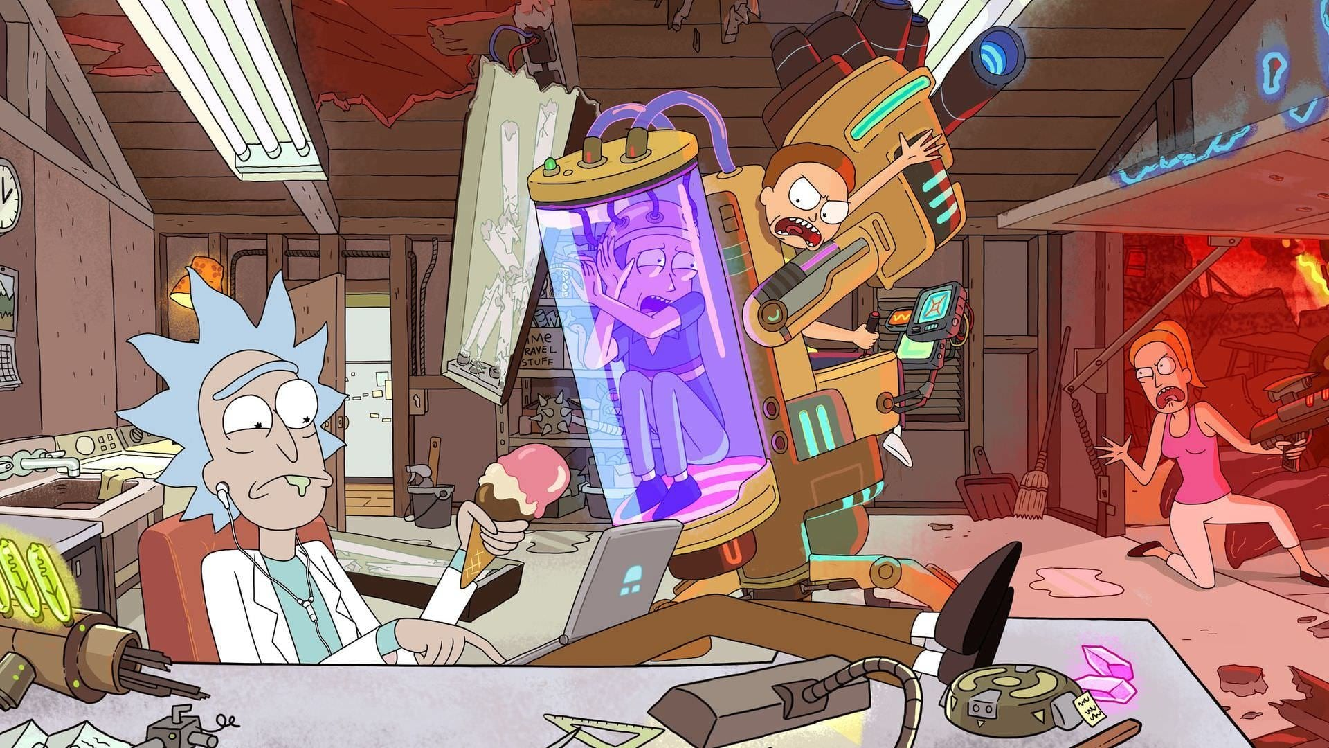 watch rick and morty 2x7 online for free rarbg