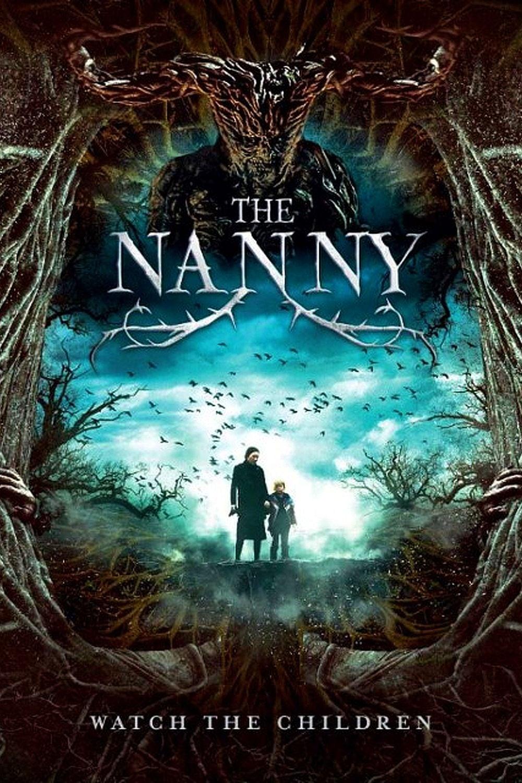 A Babá (The Nanny) poster, capa, cartaz