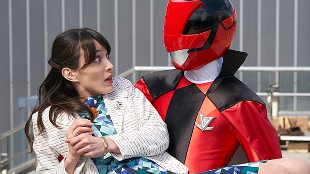 Super Sentai Season 42 :Episode 9  To See Them Again