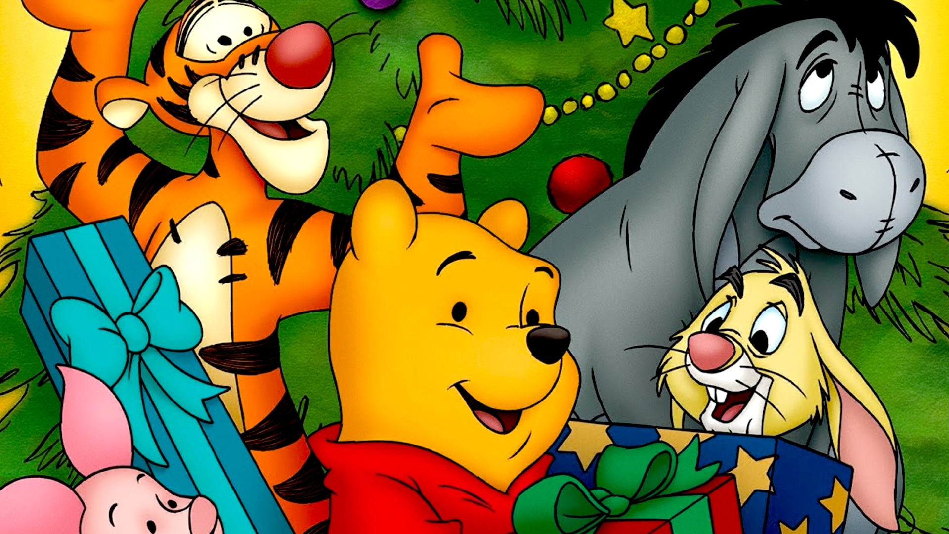 Winnie the Pooh: A Very Merry Pooh Year Movie