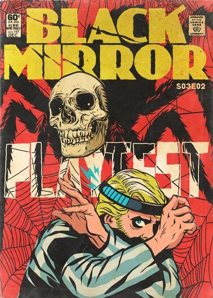 Ver Black Mirror: Playtest Online HD Español ()