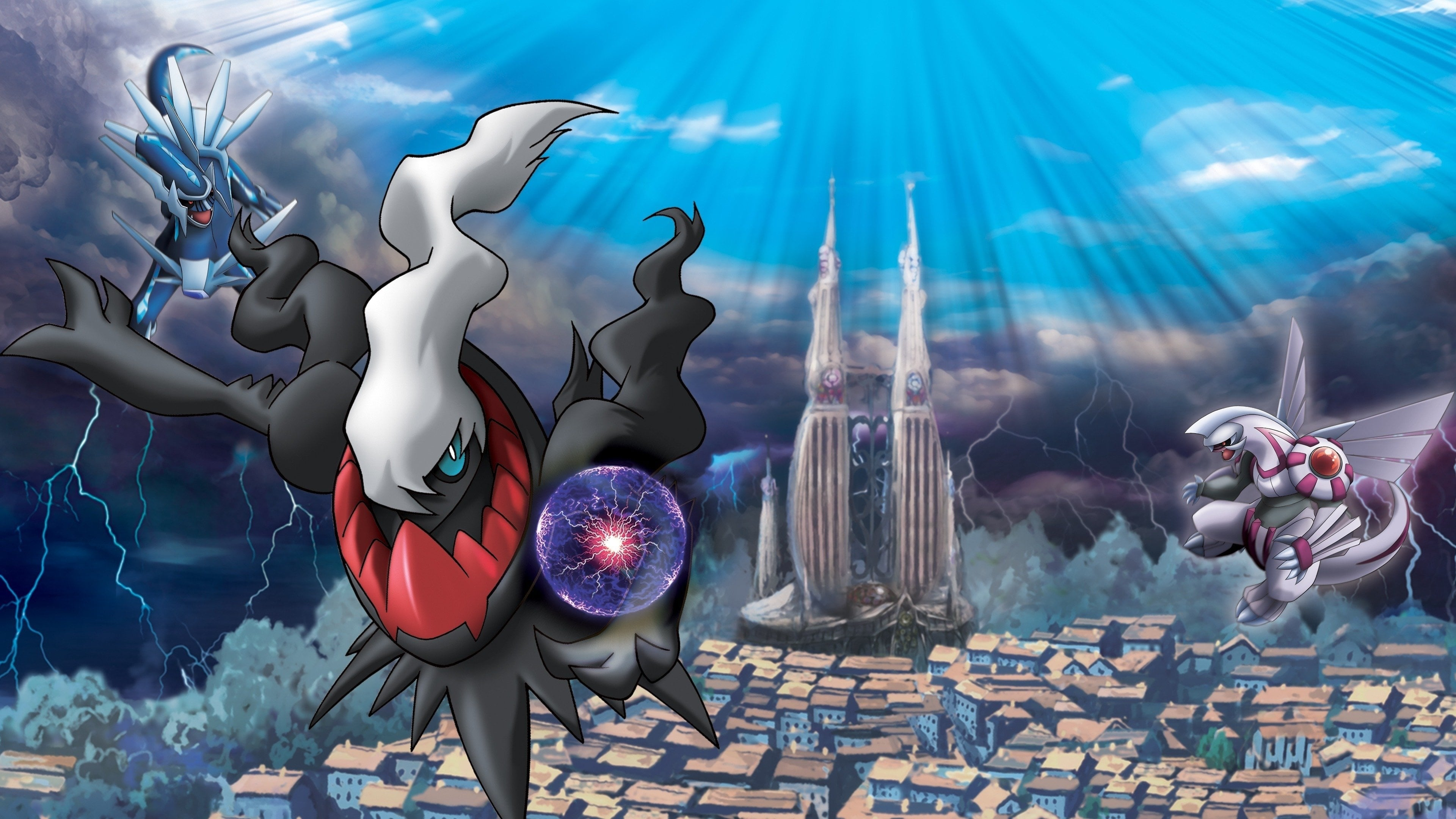 Pokemon Film Darkrai