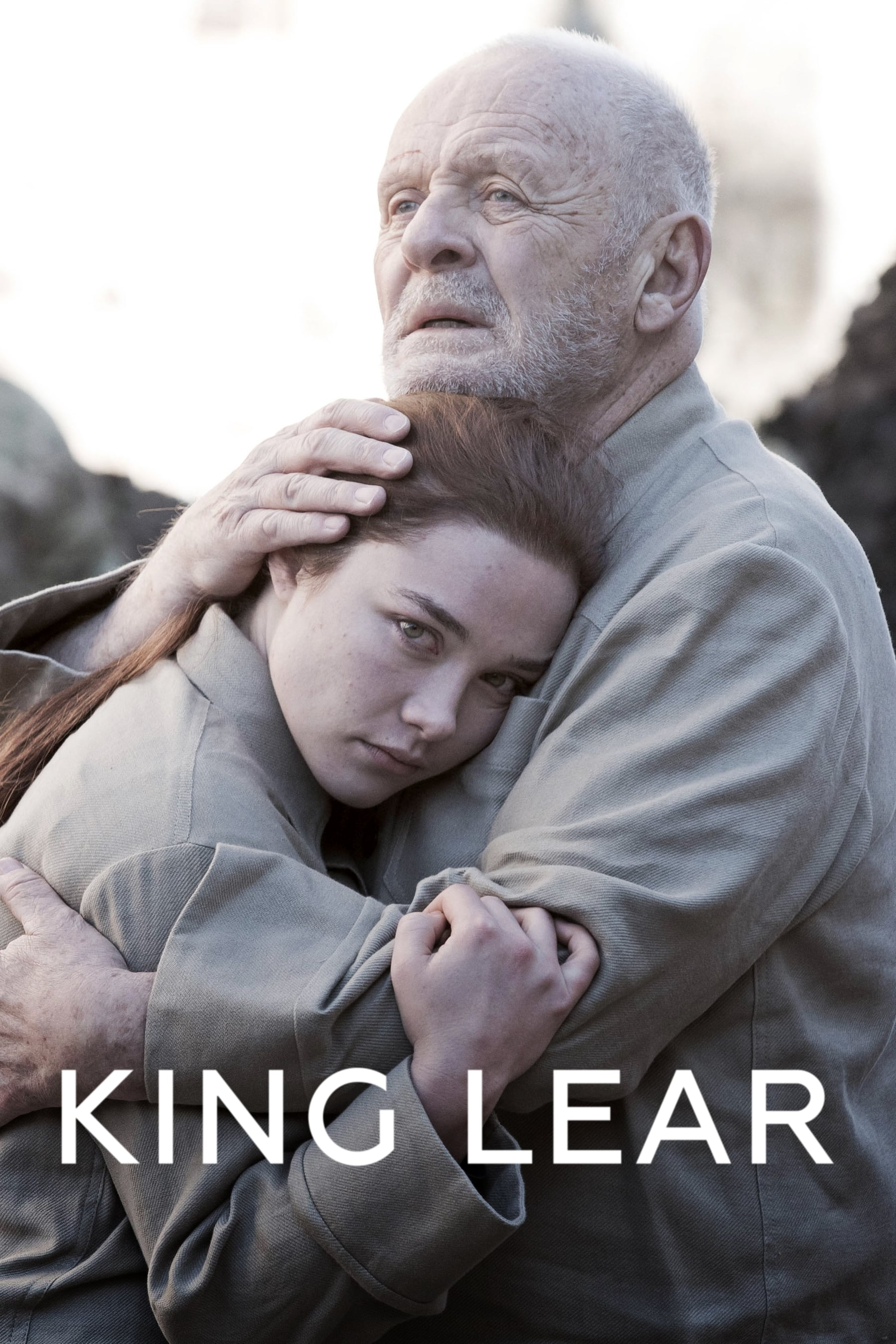 Póster King Lear