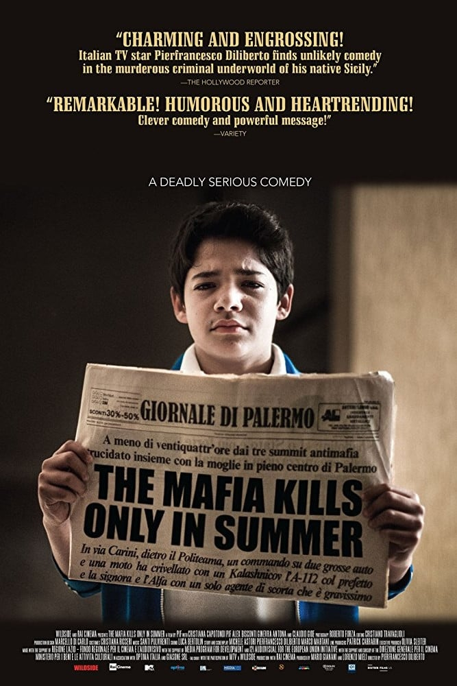The Mafia Kills Only in Summer (2015)