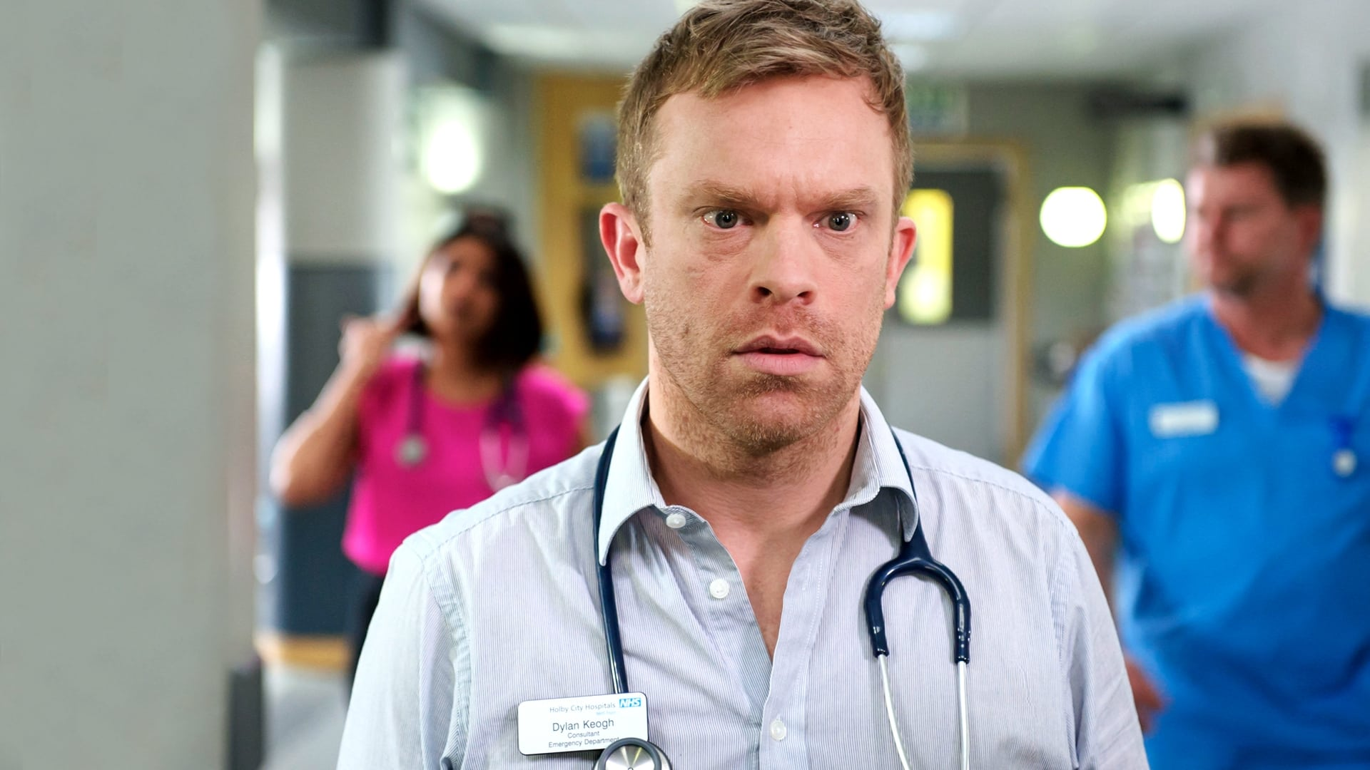 Casualty Season 29 :Episode 43  The Long Haul
