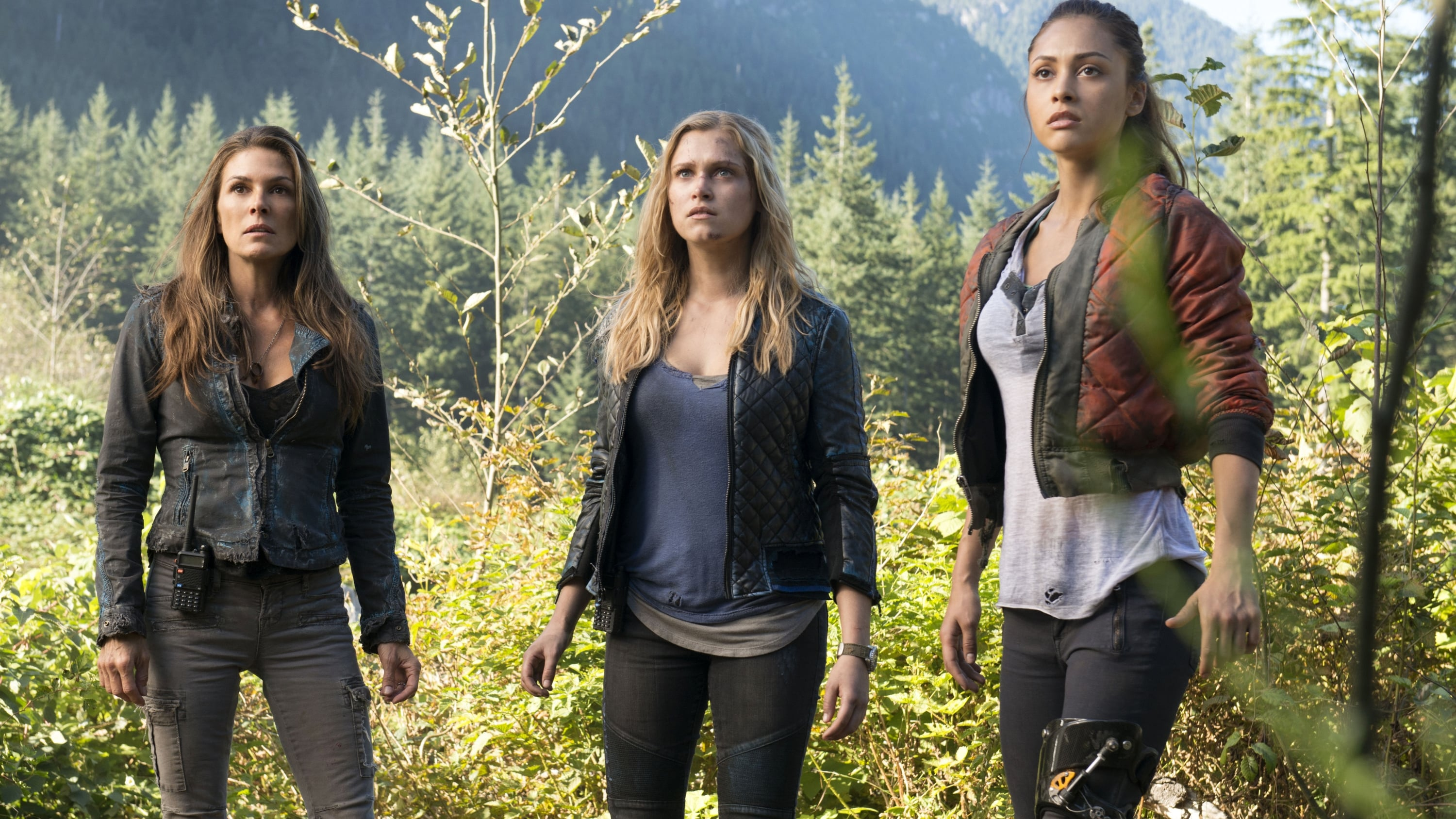 The 100 Season 2 :Episode 6  Fog of War