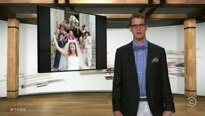 Tosh.0 Season 4 :Episode 3  Haboob Wedding