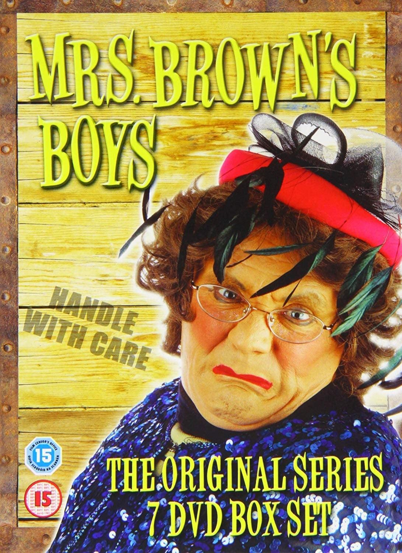 Mrs. Brown's Boys - The Original Series (2006)