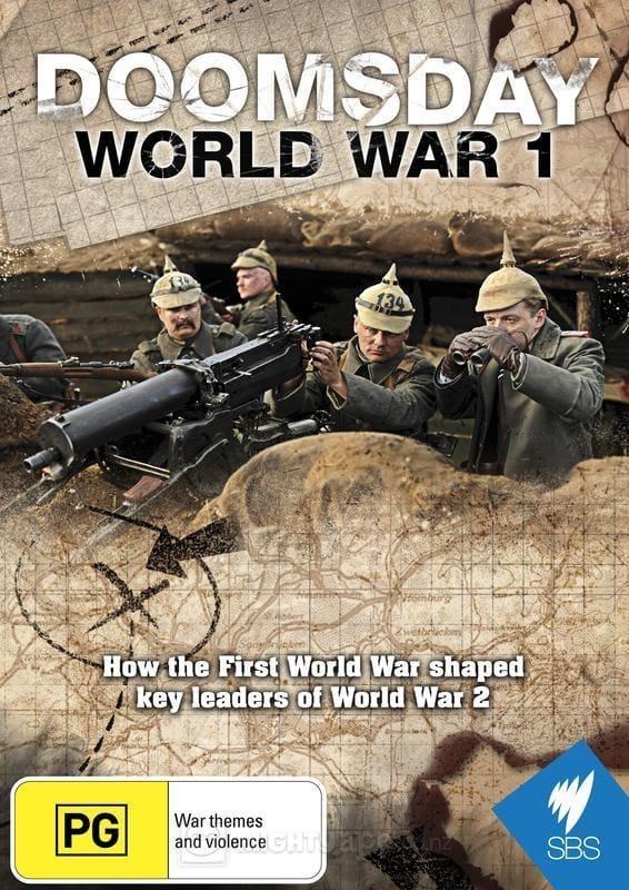 El infierno de la Primera Guerra Mundial (2014)