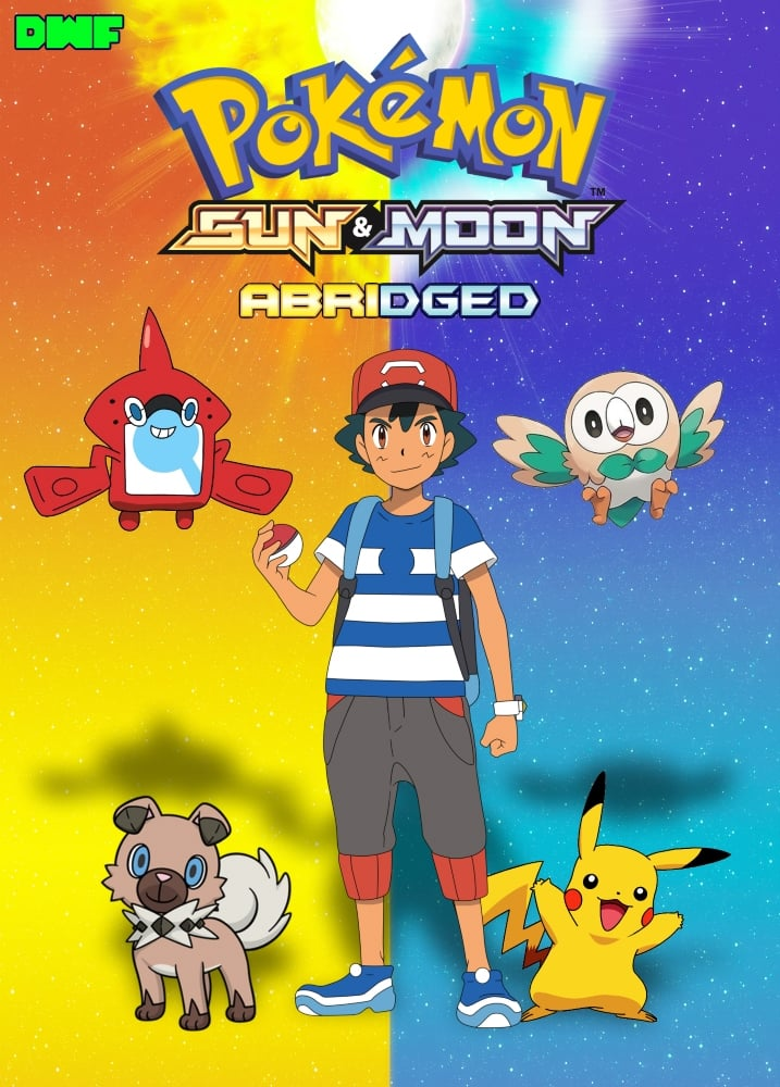 Pokemon Sun & Moon Abridged (1970)