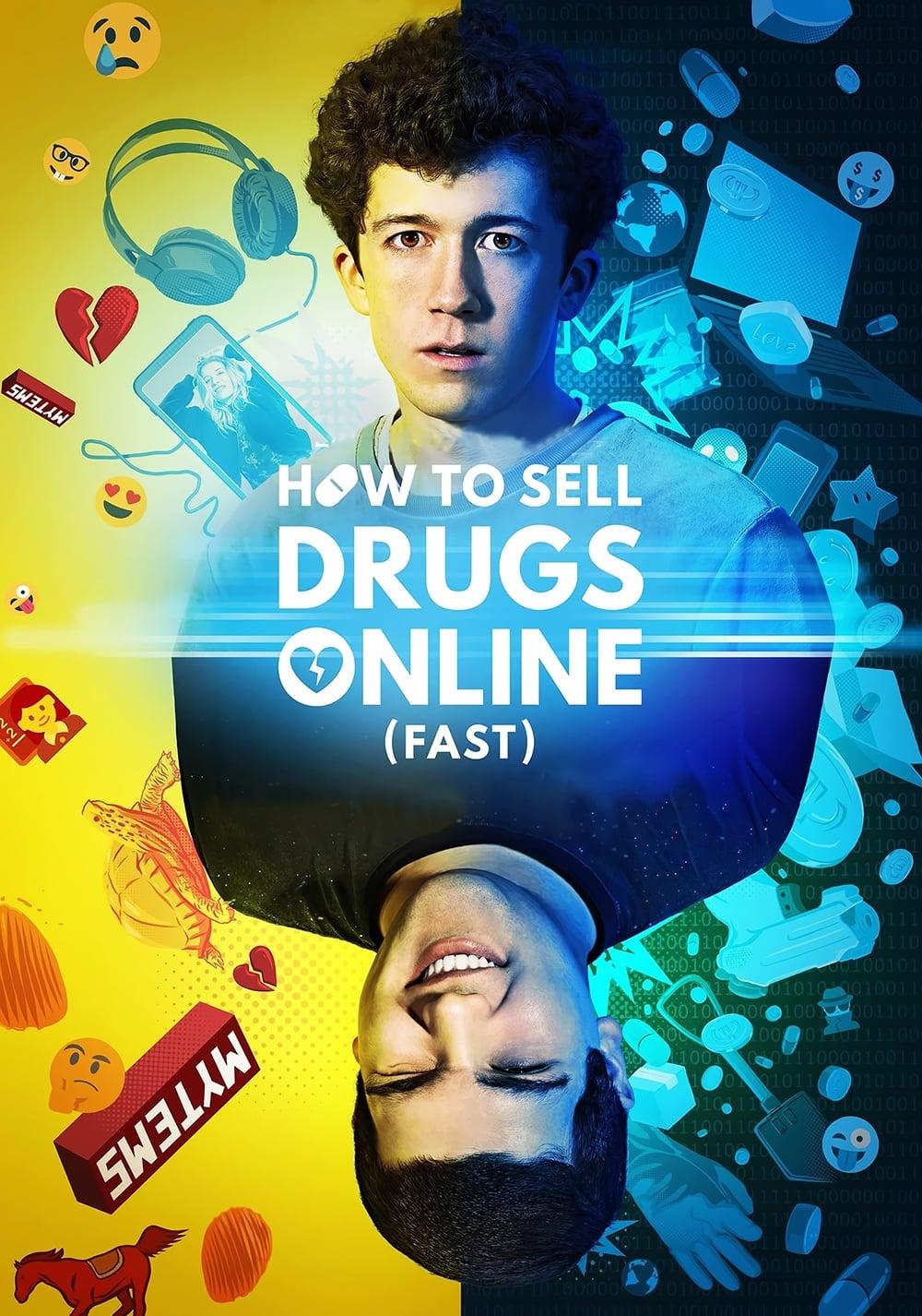 Assistir Como Vender Drogas Online (Rápido)