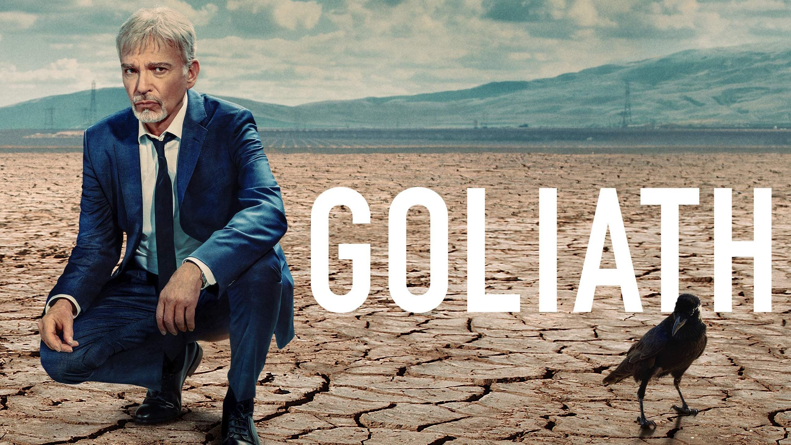 Laatste seizoen Goliath krijgt startdatum