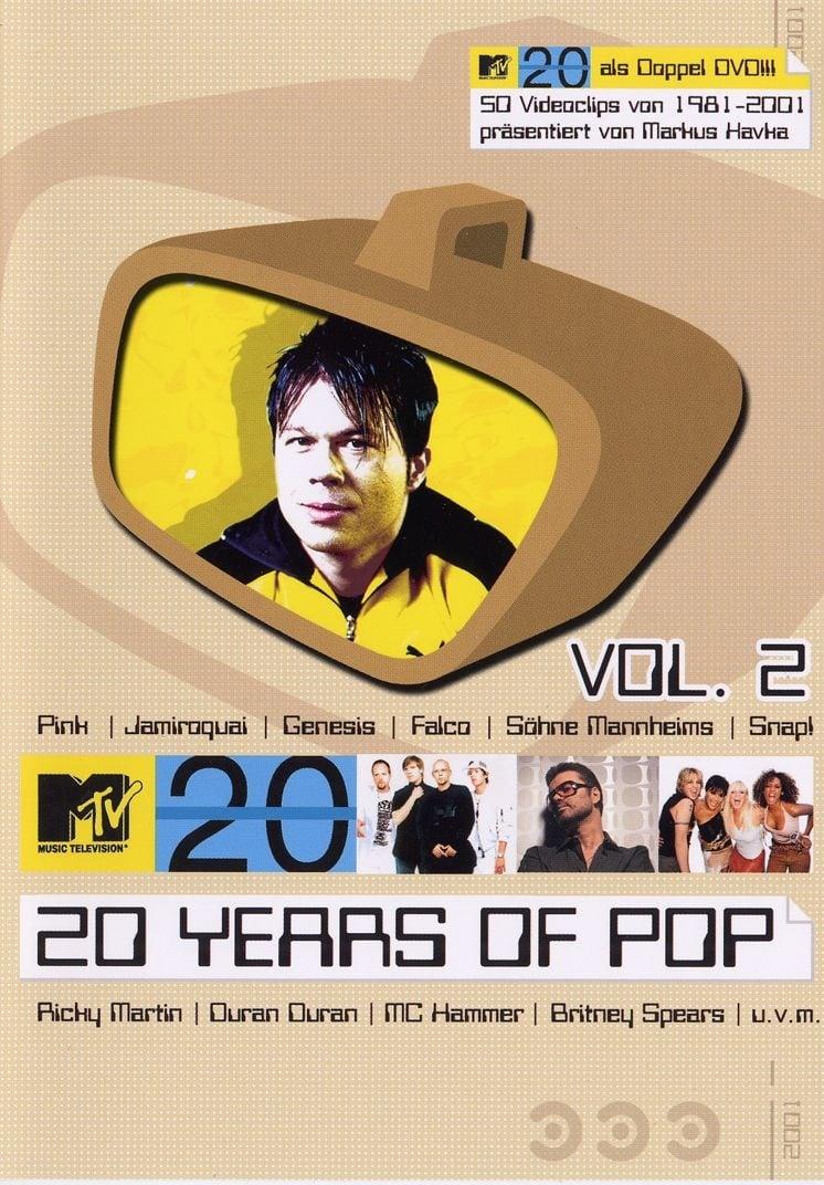 Ver MTV: 20 Years of Pop Vol. 2 Online HD Español ()