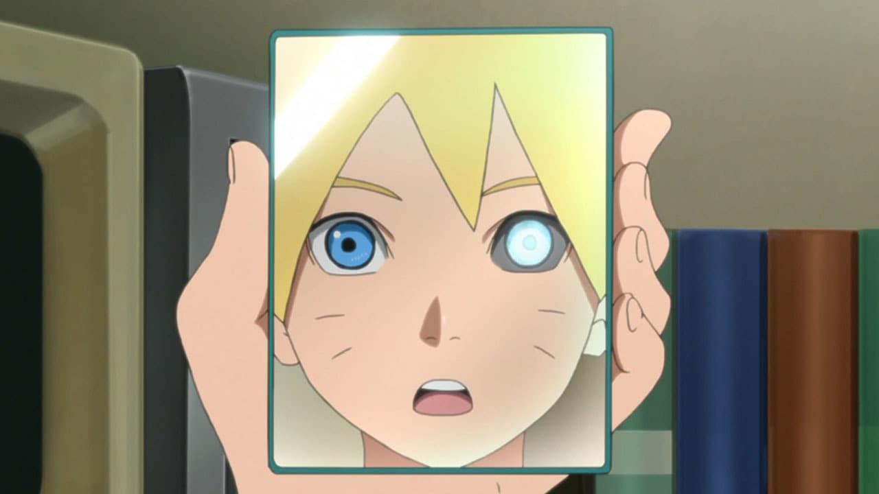 Boruto: Naruto Next Generations Season 1 :Episode 8  The Dream's Revelation