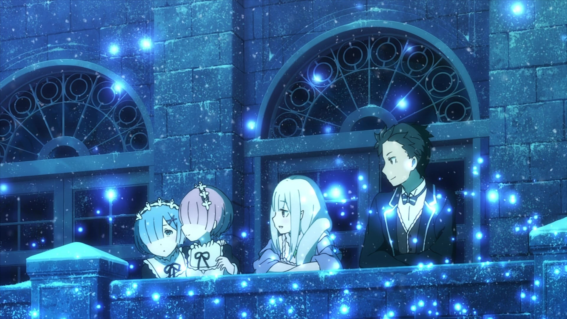 Re:ZERO -Starting Life in Another World- Season 0 :Episode 26  Memory Snow