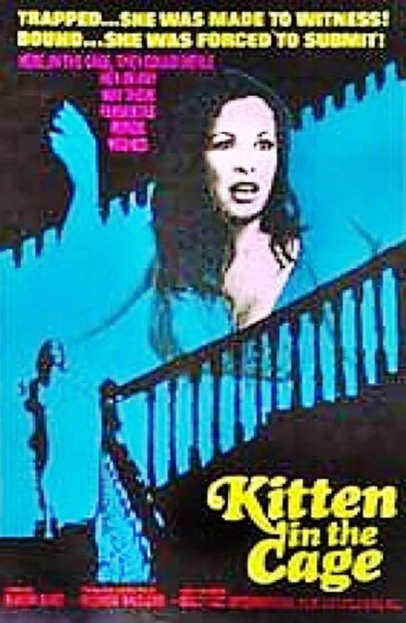 Kitten in a Cage (1968)