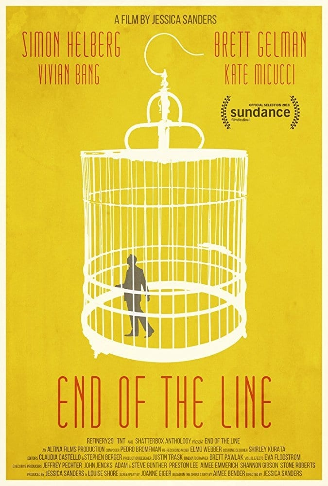 Ver End of the Line Online HD Español (2018)