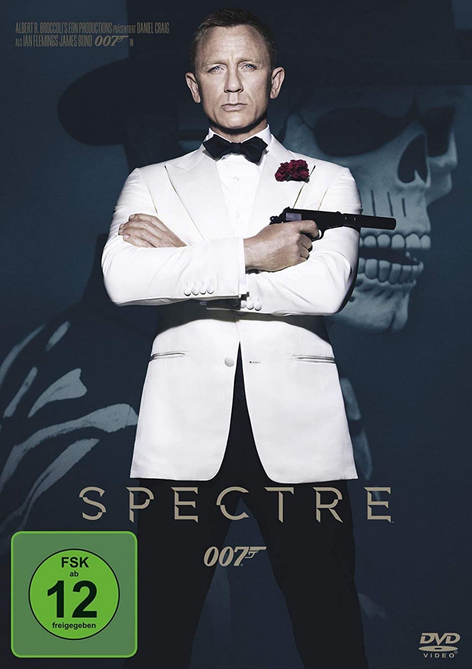 James Bond Spectre Deutsch Stream