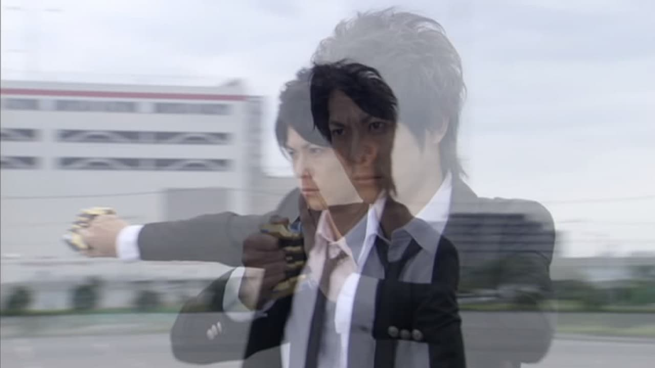 Kamen Rider Season 18 :Episode 40  Encore: Return of Nago's IXA