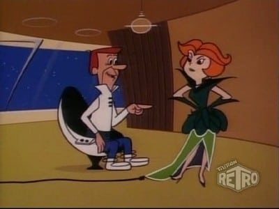 The Jetsons Season 1 :Episode 20  Miss Solar System