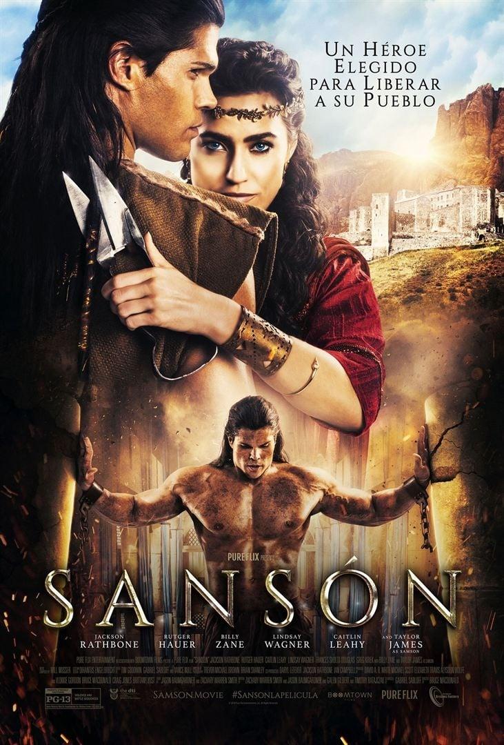 Póster Sansón