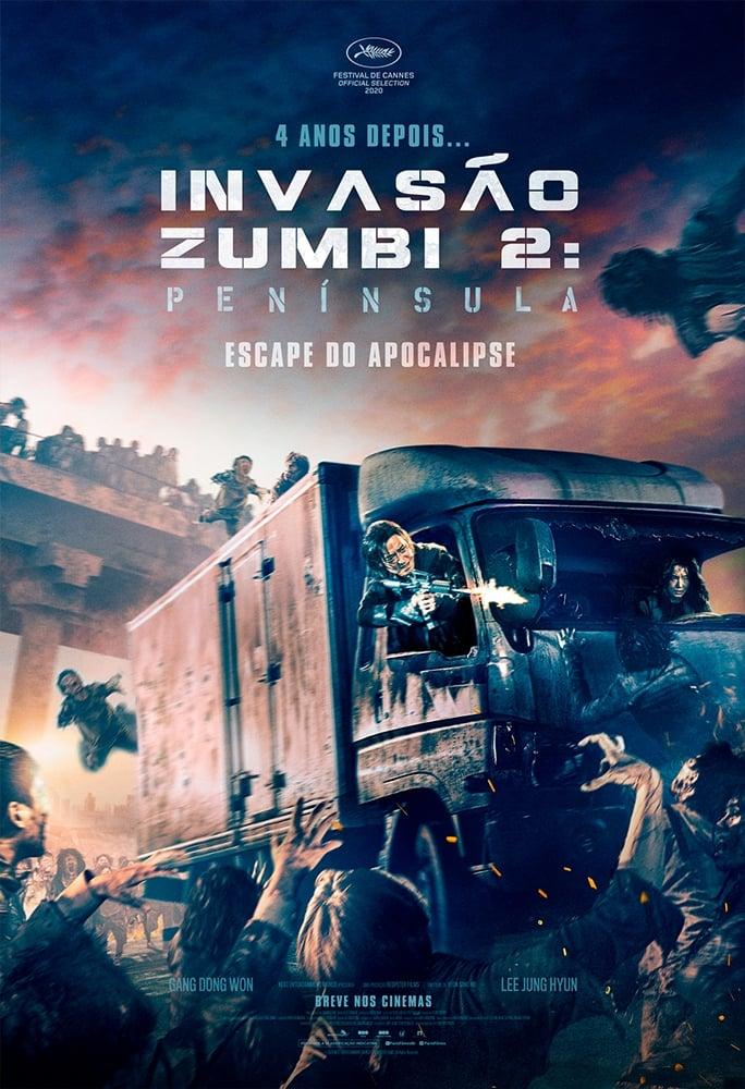 Poster and image movie Peninsula