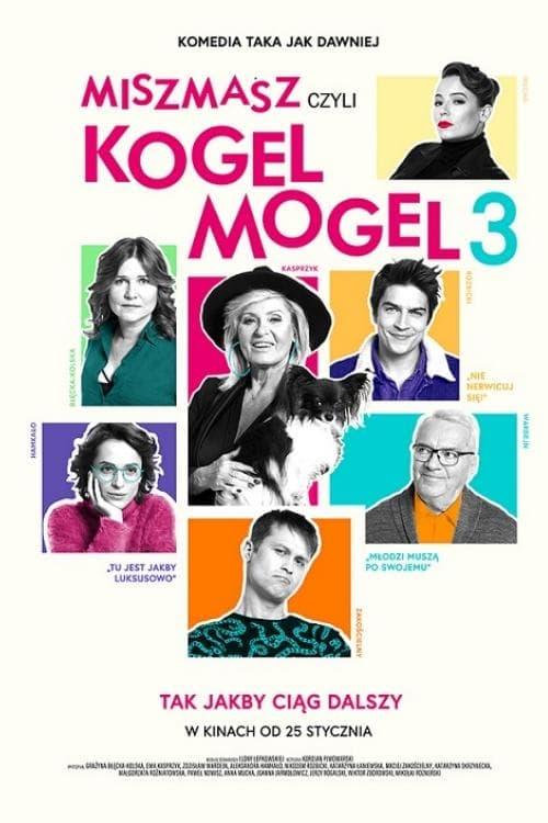 Miszmasz, czyli Kogel Mogel 3 (2019)