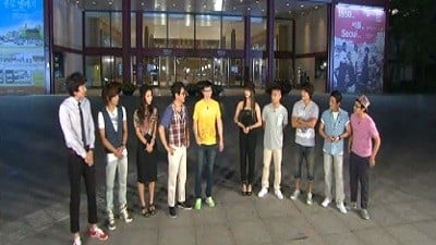 Running Man Season 1 :Episode 8  Seoul Museum of History and Gyeonghui Palace