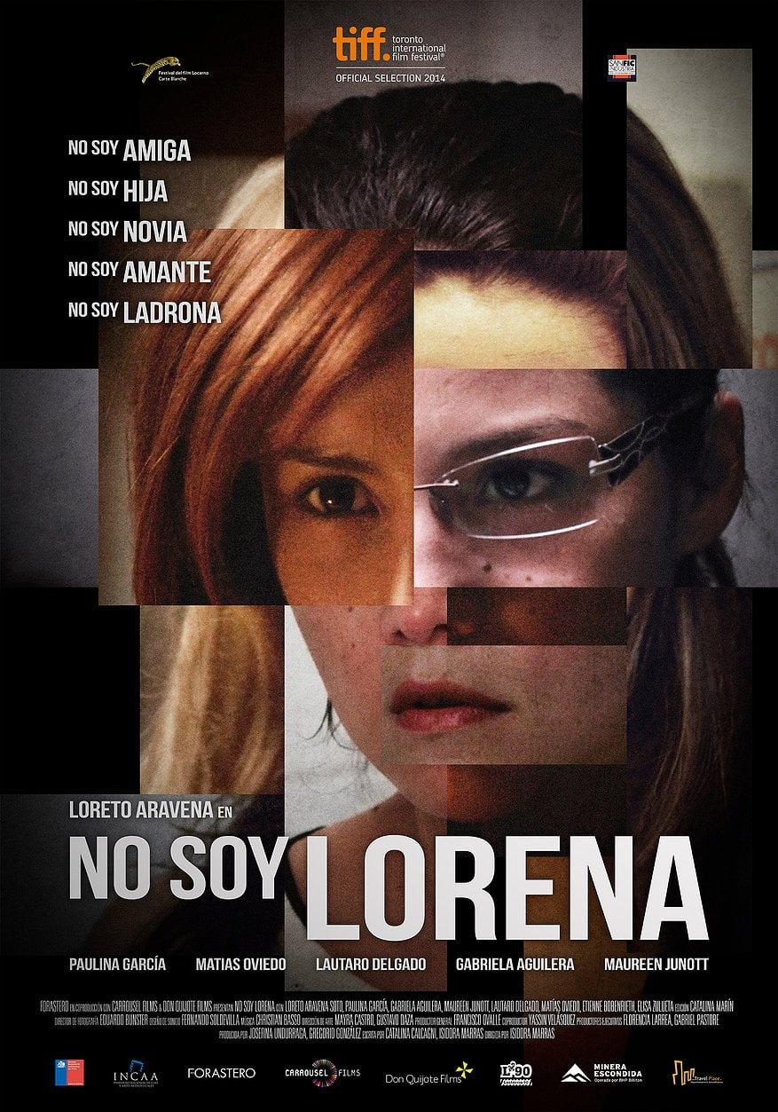I Am Not Lorena (2015)