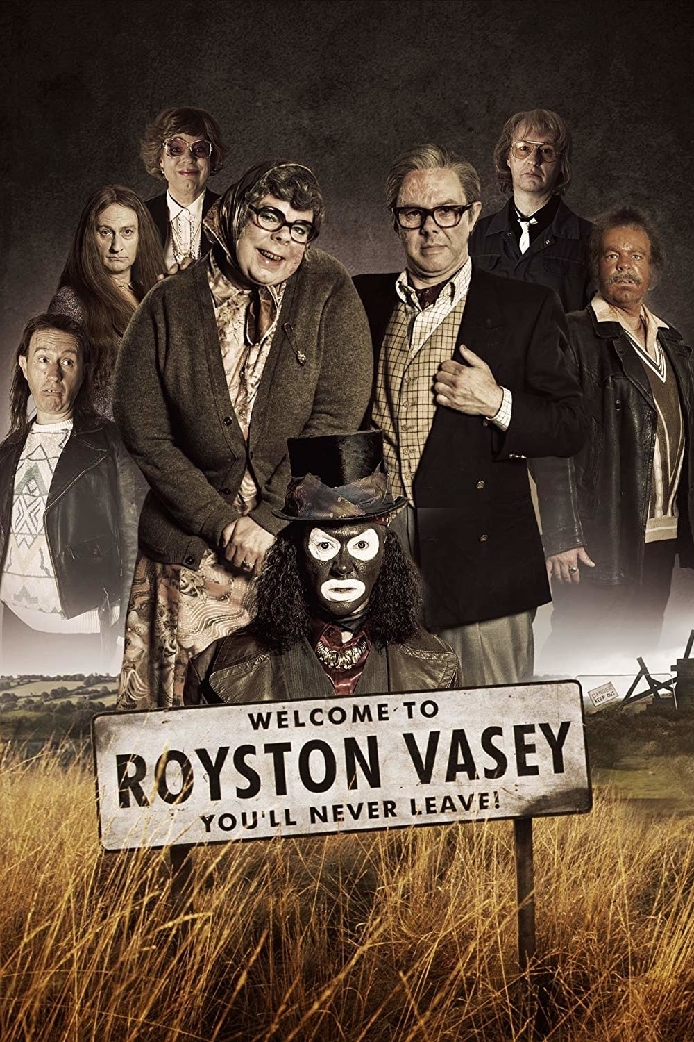 The League of Gentlemen (1999)