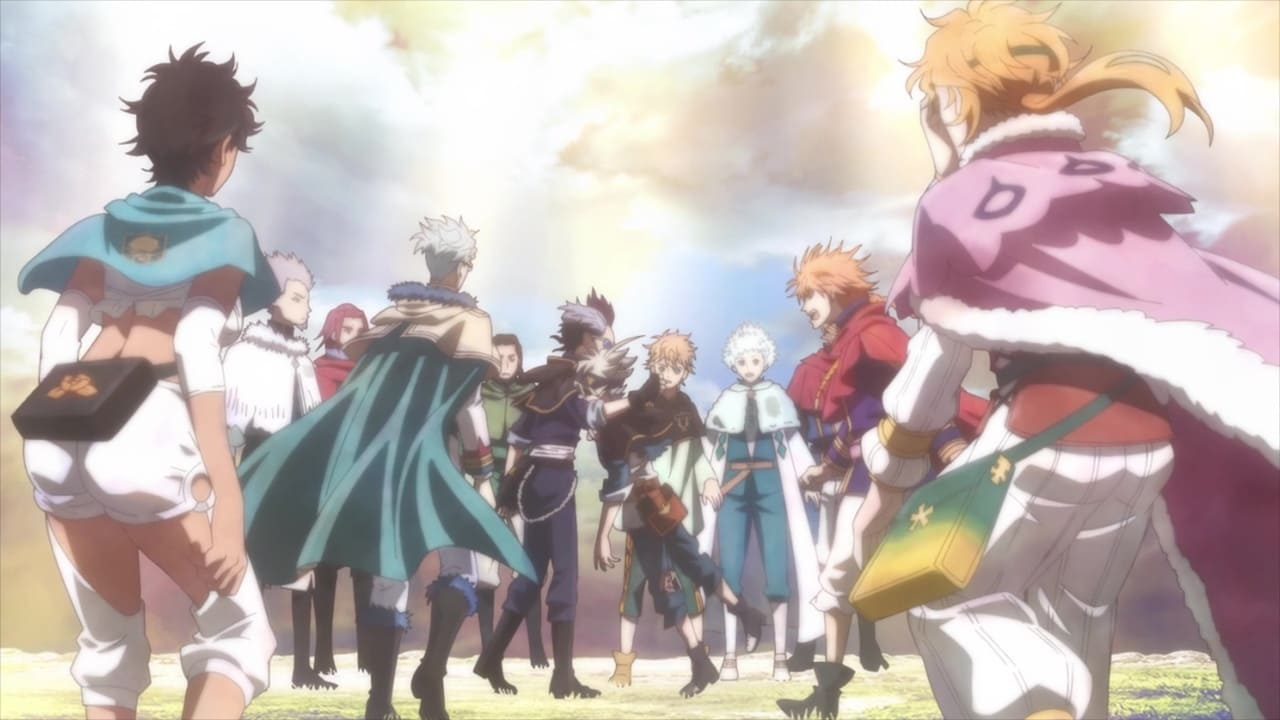 Black Clover Season 1 :Episode 83  Burn It Into You